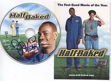 DAVE CHAPPELLE AUTOGRAPHED DVD HALF BAKED AUTHENTIC PHOTO PROOF Comedy Legend