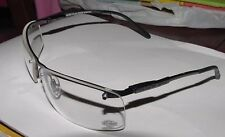 Harley Glasses Clear Lens Metal Frame Designer LTD HD701