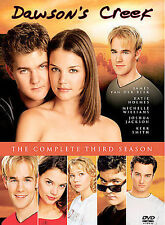 Dawson's Creek ~ Complete 3rd Third Season 3 Three ~ BRAND NEW 4-DISC DVD SET