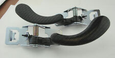 93-02 Pontiac Firebird Trans Am Camaro Interior Inside Door Handles CARBON FIBER