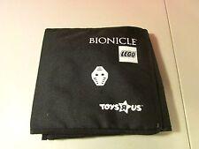 LEGO Bionicle Toys R Us Mask Storage Case (Holds 73 Masks) Empty Black Nice!