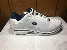 OLD SCHOOL CONVERSE SOUTHIE MEN'S  LO TOP LEATHER WHITE  2001 SIZE 14