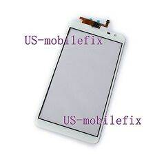 New Glass Replacement Touch Screen Digitizer For Huawei Ascend Mate2 4G White US