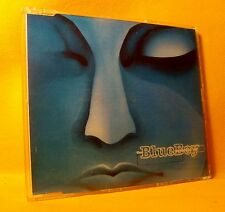 MAXI Single CD The Blue Boy Remember Me 7TR 1997 House Trip Hop