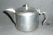 SUPERIOR STAINLESS STEEL TEAPOT , TEA POT 1-2 cups, HACKER,made in Australia