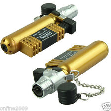 Hot Jet Torch Windproof Cigar Cigarette Refillable Butane Gas Lighter AM-136 N