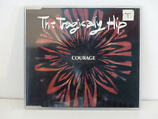 CD 3 titres THE TRAGICALLY HIP Courage MCD 30238