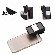 Universal External Mini 3D Stereoscopic Camera Lens For iPhone 6S Plus S6 edge +