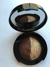 Ready to Wear Fabulous Eyes Baked Eye Shadow Trio-Chocolate Tulle/Champagne Silk
