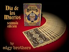 Dia De Los Muertos Original Playing Cards Deck New