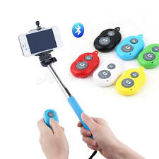 New Wireless Bluetooth self-timer Remote Control Shutter For Mobile Phone Camera