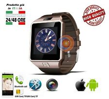 ITA Intelligente Polso Orologio Smart Watch Bluetooth SIM Per IOS Android