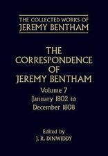 The Collected Works of Jeremy Bentham: The Correspondence of Jeremy Bentham -...
