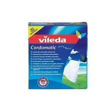 Vileda Cordomatic In & Out Clothes Washing Retractable Line 15 Metre