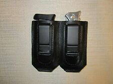 Double mag. holster, for all 9mm single stack &  40 cal. single stack magazines