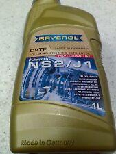 RAVENOL CVTF NS2/J1 1l NISSAN SUZUKI RENAULT PSA CVT Fluid Green-19900022B15046