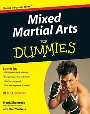 Mixed Martial Arts for Dummies by Frank Shamrock and Dummies Press Staff...