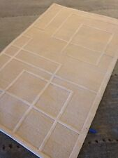Modern area Rug / Carpet Contemporary Hand Woven /Knotted New 3x5 Silk & Wool
