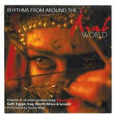 Bellydance-Nourhan Sharif /Rhythms from around the Arab World (Karim Nagi)