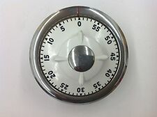 VINTAGE STOVE PARTS Classic Antique Range Oven Windup 60 Minute LUX Timer