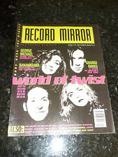 "RECORD MIRROR Magazine - Date 05/01/1991 - Inc ""World of twist"""