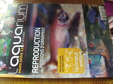 µ? Revue Aquarium a la maison HS n°13 Reproduction poisson ornement