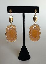 Antica Murrina Jade--Handmade Murano Glass Earrings
