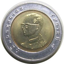 elf Thailand  10 Baht BE 2532  AD 1989