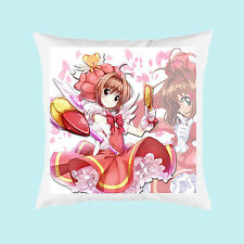 Card Captor Sakura Scettro Petali cuscino pillow 40X40 cm