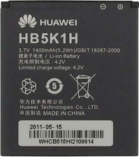 NEW OEM HUAWEI HB5K1H BATTERY FOR FUSION U8652, FUSION 2 U8655, ASCEND 2 M865