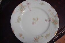 """Albert Blanchet Paris 4 dinner plates """"Magasins de l'Union 12 Avenue de l'Opéra"""