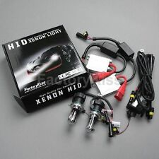 H4 8000K HID Xenon Light Conversion Kit AC Ballasts High/Low beam Bulbs Sky Blue