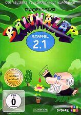 DVD NEU/OVP - Professor Balthazar - Staffel 2.1 - Episoden 1-7