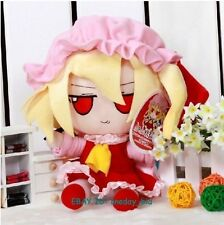 """NEW Small Nice Touhou Project Flandre Scarlet  Plush Doll Toy 8""""H"""
