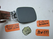 03 04 05 06 07 SATURN ION 4DR SEDAN FUEL FILLER DOOR CAP COVER GAS HINGE PANEL