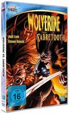 Marvel Knights - Wolverine vs Sabertooth(OmU
