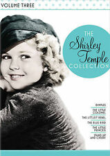 The Shirley Temple Collection - Volume 3 (DVD, 2015, 6-Disc Set)