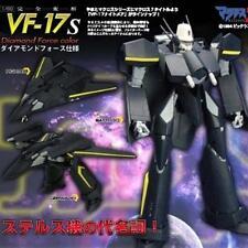 MACROSS F VF-17S 1/60 DIAMOND FORCE YAMATO CHOGOKIN PVC FIGURE SA AQ2695