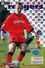 1994/95 QPR v Chelsea, Premier League, PERFECT