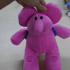 New POCOYO BANDAI PLUSH SOFT FIGURE Toy Lovely Best Gift ELLY WithOut Box