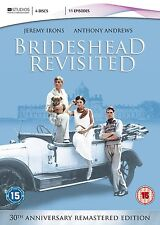 Brideshead Revisited Complete ITV Drama Series Remastered 4 DVD All 11 Episodes