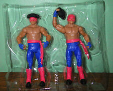 WWF Battle Pack Wrestlng Figures Los Matadores Diego & Fernando New NO BOX