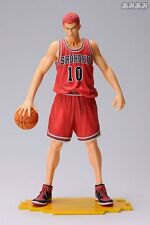 "Anime Slam Dunk Shohoku 10 Sakuragi Hanamichi 9.8"" PVC Action Figure New In box"