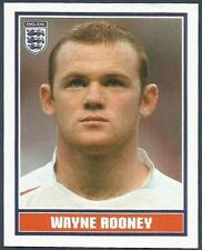 MERLIN-ENGLAND 2006 WORLD CUP- #169-ENGLAND & MANCHESTER UNITED-WAYNE ROONEY