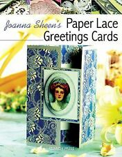 Joanna Sheen's Paper Lace Greetings Cards (Passion for Paper)