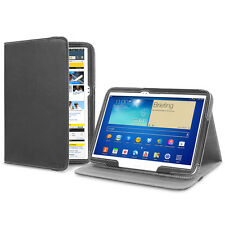 Camouflage Samsung Galaxy Tab 3 10.1 (10,1 pouces) version stand Housse-Noir