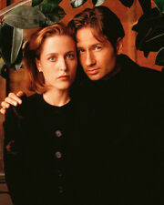 David Duchovny & Gillian Anderson (30444) 8x10 Photo