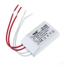AC 220V Pour 12V 20-60W Feu Halogène LED Alimentation Électrique Conducteur