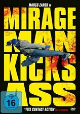 Mirageman Kicks Ass - DVD