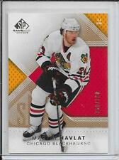 07-08 SP Game Used Martin Havlat Gold # 78 #d/100